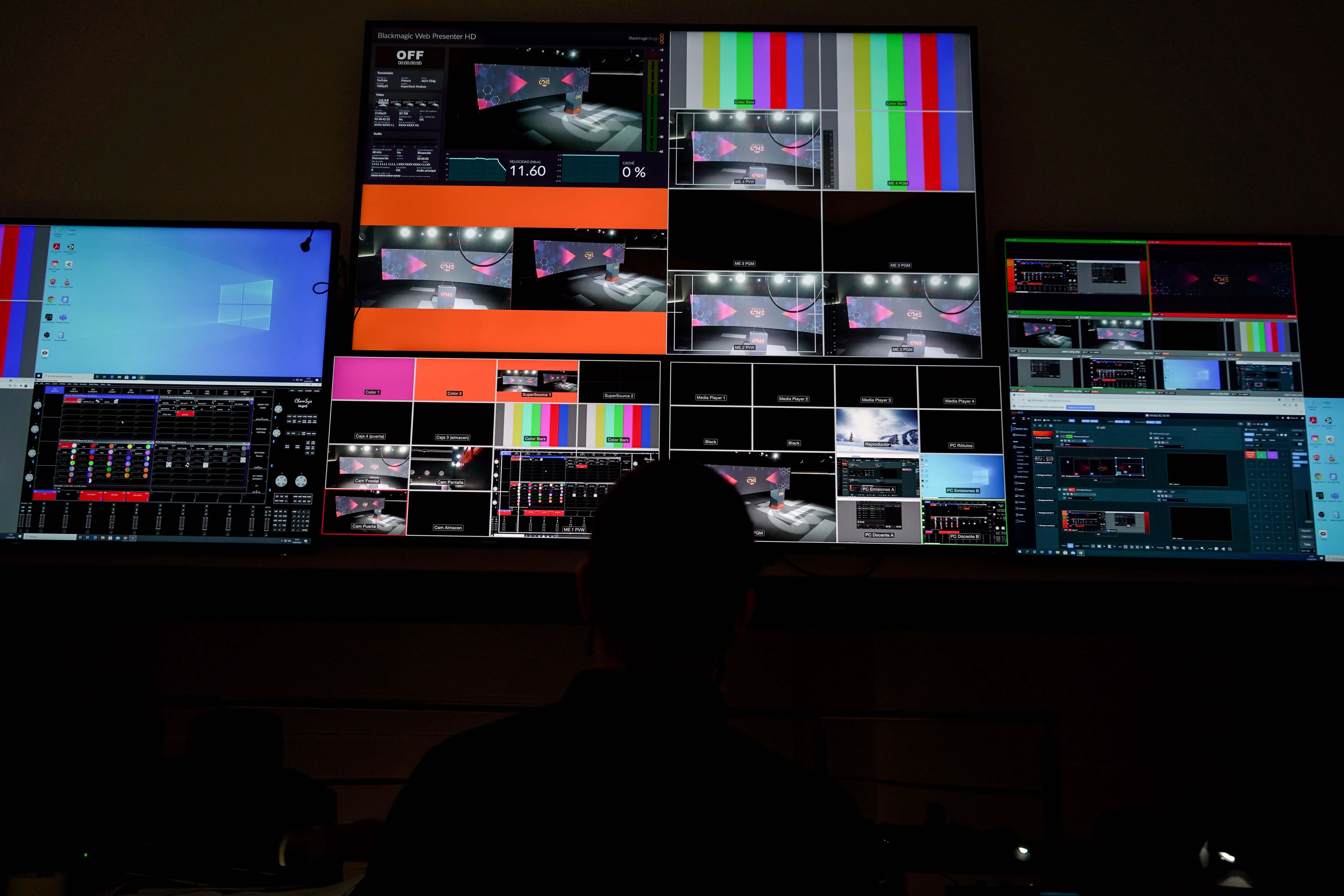 Sala Audiovisual Multidisciplinar